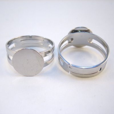 C. Fingerring 12mm. NP. 10st/100st.